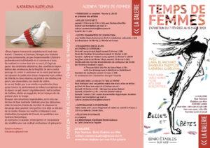 Exposition Temps de femmes